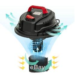 1100W 20L Wet & Dry Vacuum Cleaner 3-in-1 Barrel Vacuum Cleaner Dust Extractor