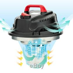 1200W 30L 4-in-1 Wet & Dry Vacuum Cleaner Dust Extractor Stainless Steel Tank