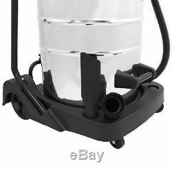3000w 80L Car Wash Commercial Vacs + 10M Hose Flexible Pipe 38mm
