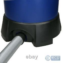 3 in 1 Pond vacuum cleaner wet dry silt hoover water sludge algae remover 1400W