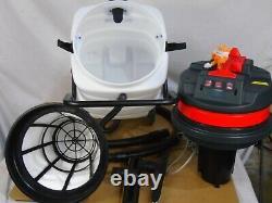 90L Industrial Vacuum Cleaner Wet Dry Floor Track Nozzle Commercial Clean B1143