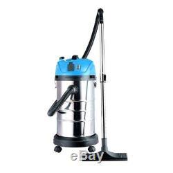 ALEKO Combo Kit Drywall Sander 750W with Wet Dry Vacuum Cleaner