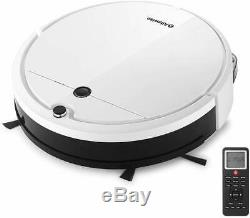 Alfa wise D751 Robot Vacuum Cleaner Gyroscope Navigation System Wet/Dry Mopping