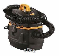 Aspiradora para auto carro casa electrica de 5 Galones seco mojado POTENTE 5.5hp