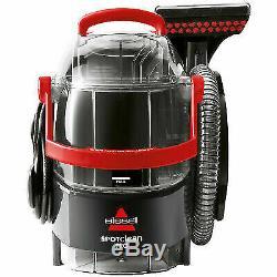BISSELL 1558N Spotclean Professional Wet /Dry Vacuum, Black/Red