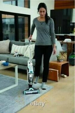 BISSELL Crosswave 2582E Cordless Wet & Dry Vacuum Cleaner Silver