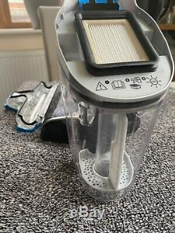 Bissell CrossWave Advanced Model 2225 VG used10 Times NEW Filter&Heads Wet+Dry