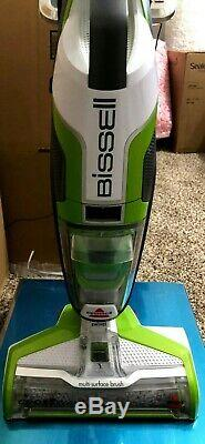 Bissell CrossWave All-in-One Multi-Surface Wet Dry Vac 1785 NEW IN BOX Free 8-oz