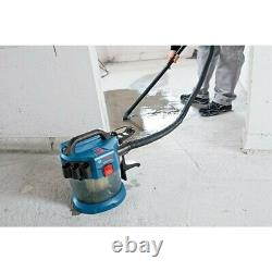 Bosch 18v GAS18V10L Cordless Wet Dry Vacuum Cleaner Dust Extractor + 4ah Battery
