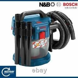 Bosch GAS18V10L 18v Li-ion Dust Extractor Bare Unit 06019C6300