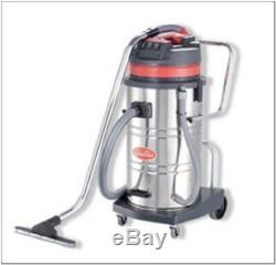 CB80 3 Motor Industrial Commercial Wet Dry Vacuum Hoover Cleaner 220V-240V