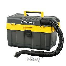Cordless Wet and Dry Vacuum Cleaner Industrial 20v Max Toolbox Vac with Blower