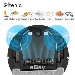 D5s Alexa Robotic Vacuum Cleaner Carpet Floor Wet Dry Mopping Electric Watertank
