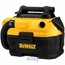 DEWALT 18/20V MAX Cordless/Corded Wet-Dry Vacuum Cleaner