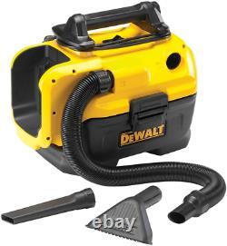 DEWALT DCV584L-GB Flexvolt 54V Cordless/Corded XR Wet/Dry Vacuum Body