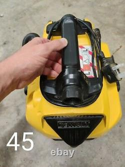 DEWALT Flexvolt Vacuum 18v or 54V Bagless Bare Unit DCV584L cord and cordless