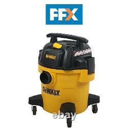 DeWalt 08002 240V Professional Wet & Dry Vacuum Cleaner
