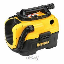 DeWalt DCV584L 54v XR Cordless FLEXVOLT L Class Vacuum Cleaner No Batteries
