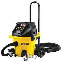 DeWalt DWV902M M-Class Wet & Dry Dust Extractor 110v