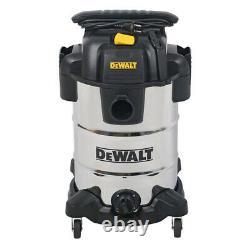 DeWalt DXV30SA 30L 240V Professional Wet & Dry Vacuum Cleaner