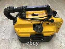Dewalt DCV582 Cordless Li-Ion 14.4v/18v XR Or Corded 240v Wet/Dry Vacuum Cleaner