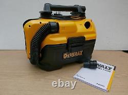 Dewalt Dcv584l Xr 14.4v 18v 54v & 240v Wet & Dry L Class Vacuum Extractor