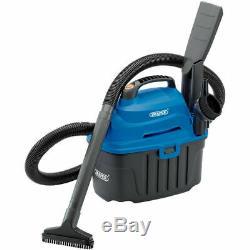Draper 10ltr 1000W 230V Wet & Dry Vacuum Cleaner Car Valeting Hoover 06489