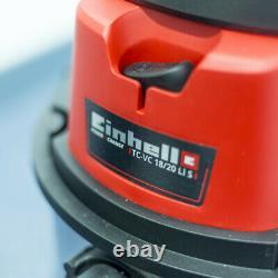 Einhell 18V Power X-Change 20L Cordless Wet & Dry Vacuum Cleaner 1 x 3.0Ah