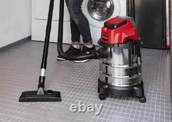 Einhell Power X Change Pro Cordless Wet Dry Vacuum Vac TC-VC 18/20 Li 2347131
