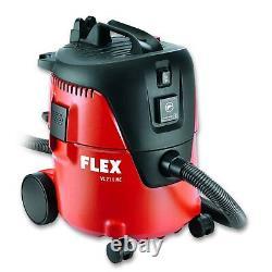 FLEX Vc 21 L Mc Safety Suction Wet Dry Incl. Accessory 1250 Watt 405418