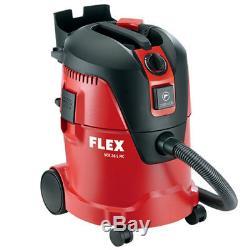 Flex VCE26L-MC L-Class Wet & Dry Dust Extractor 110v
