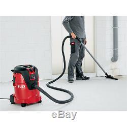 Flex VCE 26 L MC Industrial Wet & Dry Dust Extractor 240v