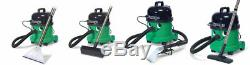 George 110V Wet Dry 3in1 Site Vacuum Cleaner 6L 1200W Green Numatic GVE370