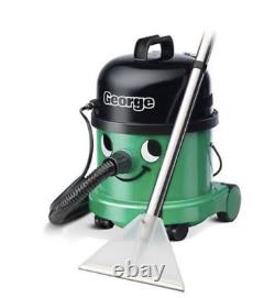George 3 in 1 Vacuum Cleaner GVE370-2 Numatic 1000W Wet and Dry