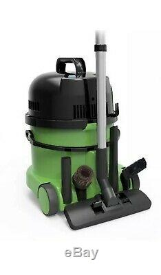 George GVE 370-2 Wet and Dry Bagged Cylinder Vacuum Cleaner USED FEW TIMES