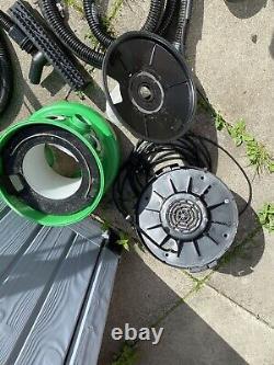 George Numatic Carpet Cleaner Vacuum GVE 370-2 Dry & Wet Vac
