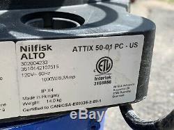 Hilti DEWALT NILFISK HEPA VACUUM Wet Dry 4pc Lot Vc 40-u Dwv012 ATTIX 50 $100fr8