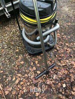 Industrial Vacuum Cleaner 80 Litre Wet And Dry Hoover