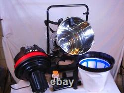 Industrial Vacuum Cleaner Wet & Dry Vac Extra Powerful Stainless Steel 80L B1256