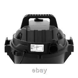 Industrial Vacuum Cleaner Wet & Dry Vacuum Shop Vac Wheels Bagless 1000W 20L