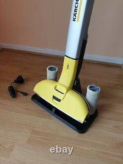 KARCHER FC 3 Cordless Hard Floor Cleaner USED TWICE