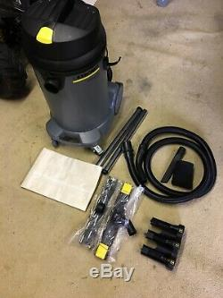 KARCHER NT 48/1 WET AND DRY COMMERCIAL VACUUM CLEANER 14286220 New Never Used