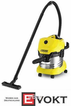 Karcher MV 4 Premium Wet/Dry Multi Purpose Vacuum Cleaner 1.348-151.0 Genuine