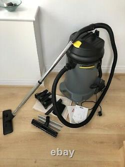Karcher NT 48/1 wet and dry professional vacum cleaner