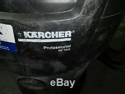 Karcher NT 70/3 Wet & Dry Vacuum Cleaner. Used Condition