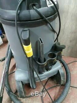 Karcher Nt 48/1 Wet And Dry Commercial Vacuum Cleaner 110v