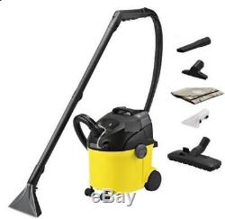 Karcher Se 5.100 Spray Extractor, Wet & Dry Shampooing Vacuum Cleaner, Carpet