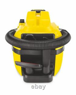 Kärcher WD1 Battery, Cordless Wet & Dry Vacuum Cleaner
