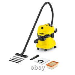 Karcher WD5 Multi Purpose Vacuum 3 year Warranty