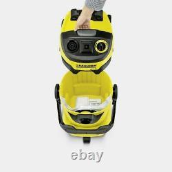 Karcher WD5 Wet & Dry Vacuum 230V 25 litre capacity 3 year warranty 1348203